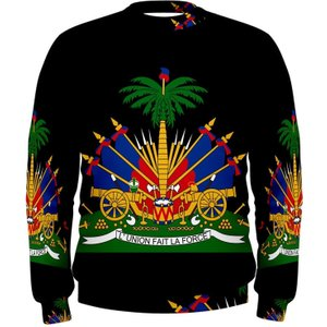 Airo Sportswear Haiti Coat Of Arms Sublimated Sweatshirt P 130549 3433 Football