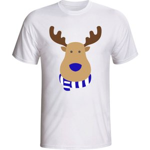 Gildan Hoffenheim Rudolph Supporters T-shirt (white) - Kids P 71249 3778 Football
