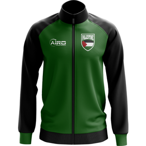 Airo Sportswear Palestine Concept Football Track Jacket (green) P 128241 3517