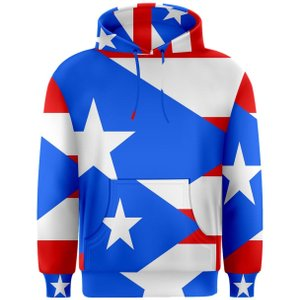 Airo Sportswear Puerto Rico Sublimated Flag Hoody P 130579 3515 Football