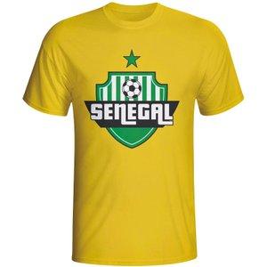 Gildan Senegal Country Logo T-shirt (yellow) P 58682 3785 Football