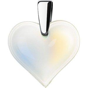 Lalique Amoureuse Beaucoup Opalescent Pendant 6653300