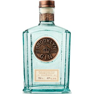 Brooklyn - Gin 70cl Bottle 14039 34837 Alcoholic Drinks