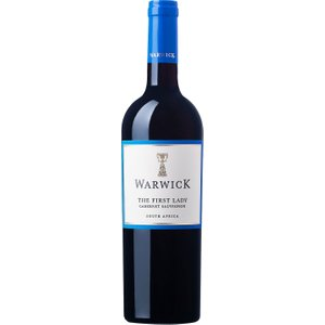 Warwick Estate - The First Lady Cabernet Sauvignon 2018 75cl Bottle 10013 29530 Wine