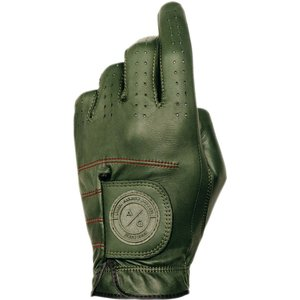 Asher Golf Premium Golf Glove Green 2021, Green