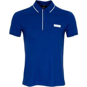 Boss Paul Batch Polo Shirt White Ss21 50448594 438, White