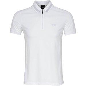 Boss Philix Polo Shirt White Ps21 50441249 100, White