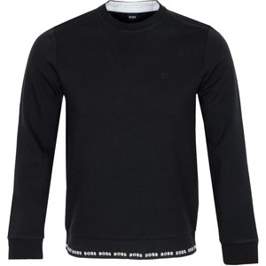 Boss Salbo 1 Sweatshirt Black Pf21 50452472 001, Black