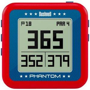 Bushnell Phantom Golf Gps Red 368821, Red