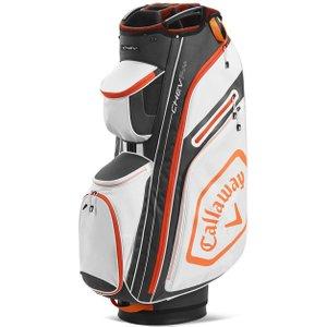 Callaway 2020 Chev 14+ Golf Cart Bag White 2020 5120014, White