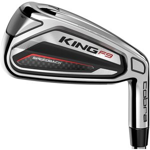 Cobra King F9 Golf Irons Steel  Disc