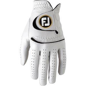Footjoy Stasof Ladies Golf Glove White 768540 L, White