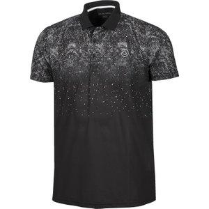 Galvin Green Mason Ventil8 Plus Polo Shirt Black Aw20 G1161 77, Black