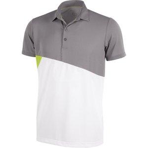 Galvin Green Mick Ventil8 Plus Polo Shirt Grey Ss20 G7976 78, Grey