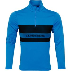 J Lindeberg Ari Light Mid Sweater Blue Clearance20, Blue