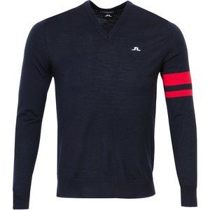 J Lindeberg Eden Sweater Black Aw20, Black