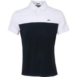 J Lindeberg Owen Golf Polo Shirt Blue Ss21, Blue