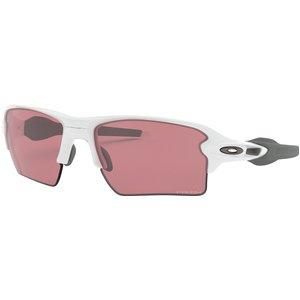 Oakley Flak 2.0 Xl Sunglasses White Oo9188 B1, White