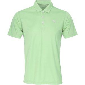 Puma Rotation Polo Shirt Green Ss20c 577874 27, Green