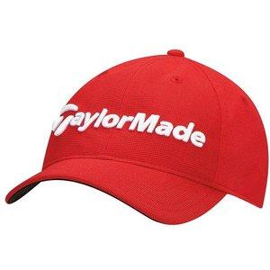 Taylormade Junior Radar Baseball Cap Red 2020 B1588101, Red