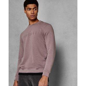 Ted Baker Logo Sweatshirt Pink, Pink