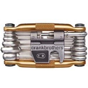 Crank Bros Crank Brothers Multi 19 Tool Nickel