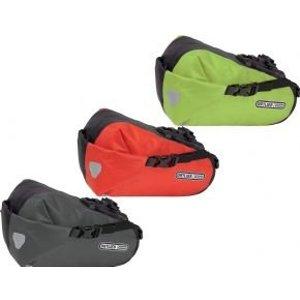 Ortlieb Saddle-bag Two 4.1 Litre 4.1 Litre - Lime/black