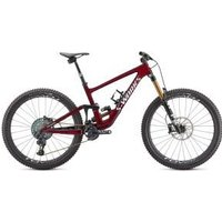 Specialized S-works Enduro Carbon 29er Mountain Bike  2021 S3 - Gloss Red Tint/spectraflai