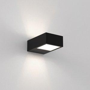 Astro Lighting High Power Led Bathroom Wall Lamp Matt Black Ip44 1151004