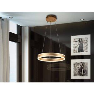 Schuller Lighting Integrated Led Ceiling Pendant Gold 831940