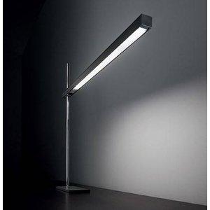 Ideal Lux Lighting Led Desk Lamp Black Idl147659