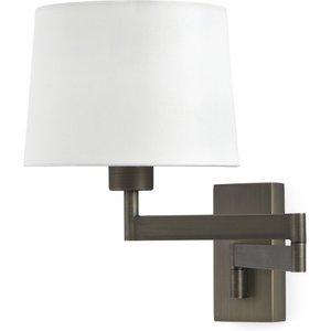 Faro Lighting Wall Light With Shade White, E27 Faro68494 01