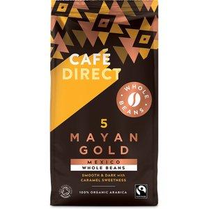 Cafédirect Cafedirect Mayan Gold Organic Coffee Beans - 227g 501880