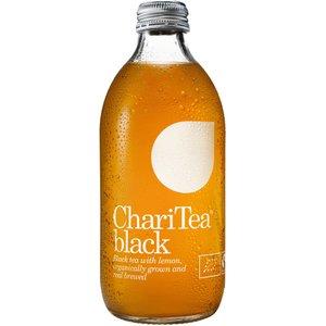 Lemonaid Beverages Charitea Iced Black Tea With Lemon - 330ml 331259