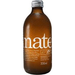 Lemonaid Beverages Charitea Sparkling Iced Mate Tea - 330ml 331292