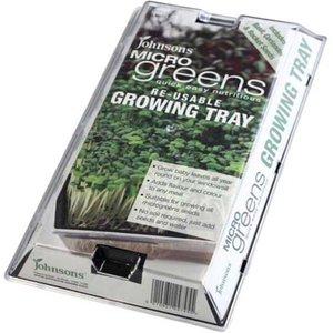Johnsons Seeds Johnson's Microgreen's Growing Tray 344800 Garden & Leisure