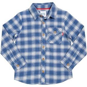 Kite Clothing Kite Classic Plaid Shirt 500175