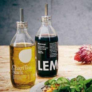 Lemonaid Beverages Lemonaid Upcycling Oil Pourer 491001 Garden & Leisure