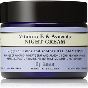 Neal's Yard Remedies Vitamin E & Avocado Night Cream - 50g 481629
