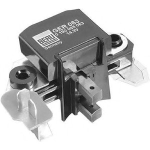 Beru Ger063 / 0190005063 14.3 V Alternator Regulator Replaces 8574-24-520