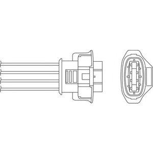 Beru Ozh114 / 0824010148 Regulating Probe Heated Oxygen ( O2 ) Lambda Sensor