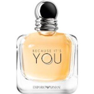 Armani Because It's You Eau De Parfum 100ml L5618800