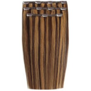 Beauty Works Deluxe Clip-in Hair Extensions 18 Inch (various Shades) - Blondette 4/27 Beautyworksexten12, Blondette 4/27