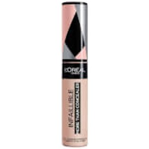 L'oréal Paris Infallible More Than Concealer 10ml (various Shades) - 322 Ivory A9704100, 322 Ivory