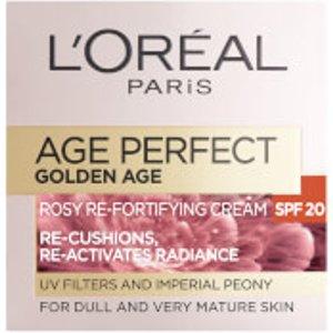 L'oreal Paris Age Perfect Golden Age Day Cream Spf 20 50ml A8714101