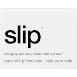 Slip Pure Silk Pillowcase - Duo - White Queen (worth £170.00) 853218006353