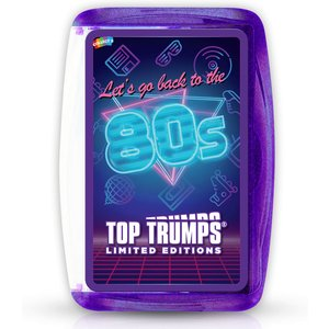1980s Top Trumps Limited Editions Card Game Qm00497 En1 6 Toy Models