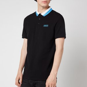 Barbour International Men's Ampere Polo Shirt - Black - M Mml1005bk11 Mens Tops, Black