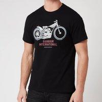 Barbour International Men's Strike T-shirt - Black - Xl Mts0787bk31 Mens Tops, Black