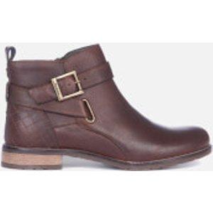 Barbour Women's Jane Ankle Boots - Teak - Uk 3 Lfo0319br78 Womens Footwear, Tan